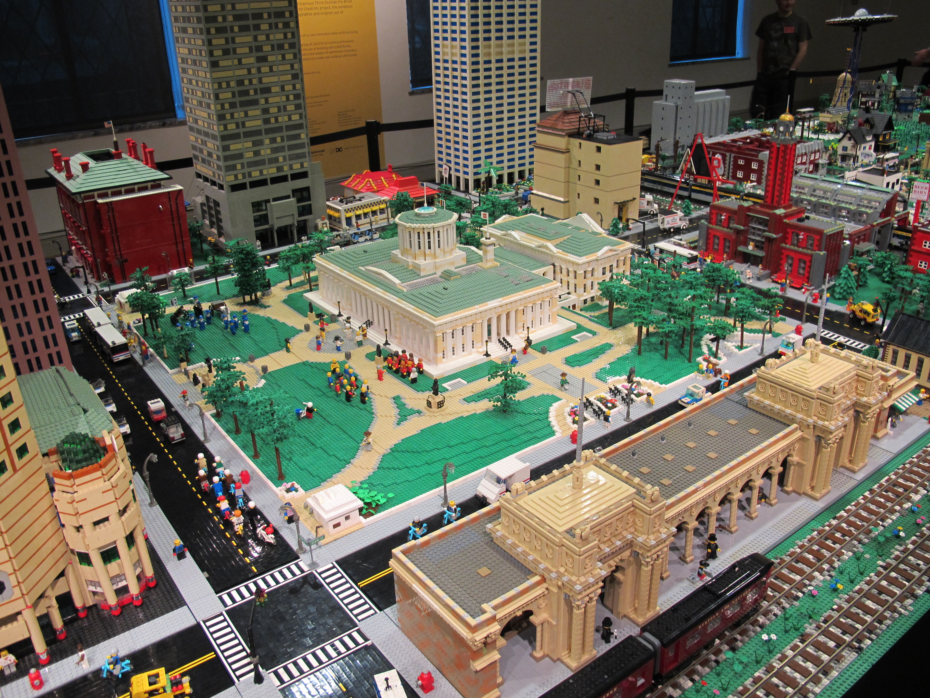 Celebrate Christmas by visiting LEGO Columbus at the Columbus Museum of Art. Located in Columbus, Ohio, Lykens Companies serves Columbus, Ohio's urban core with an eye toward historical preservation and restoration. We are deeply involved in the Short North, Victorian Village, Italian Village, Olde Towne East, and Weiland Park communities.